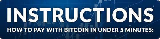 Bitcoin Instructions